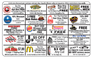 free fundraising cards